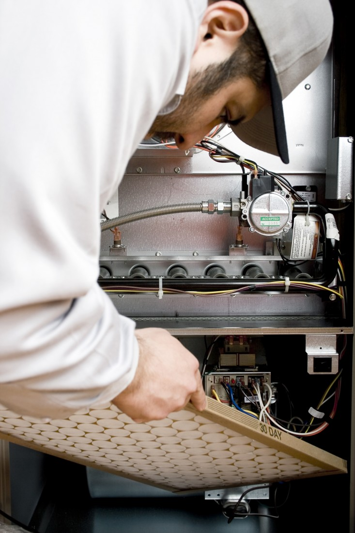 Heating Repairs and Furnace Installation Services Livonia Michigan - Pritchard Wilson - HVAC_101416783